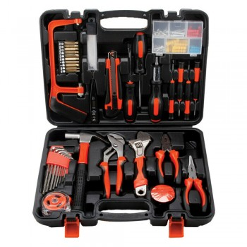 Habo Household Hand Tool Set 100pcs - JT100