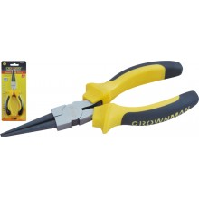 """Crownman 6"""" Germany Type Round Nose Pliers"""