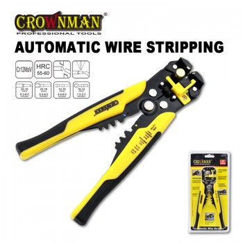 Crownman Heavy Duty Automatic Wire Stripping