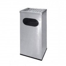 S.Steel Rectangular Bin RAS-122/A (Item no: G01-113)