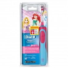 Oral-B Stages Power Kids Rechargeable Electric Toothbrush - Disney Princess