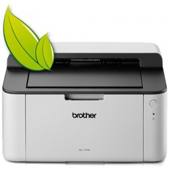 Brother HL-1110 - A4 Single-function USB Mono Laser Printer