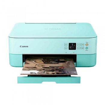 Canon Pixma TS5370 All-in-One Inkjet Printer - Green
