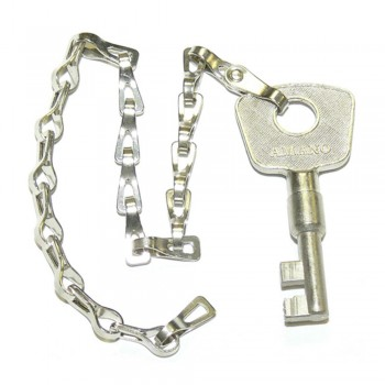Amano Station Key No.8- Use for PR600 Watchman Clock