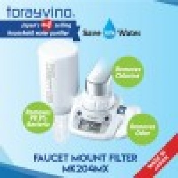 Torayvino Water Purifier Faucet Mounted Filter