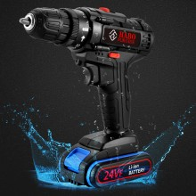 Habo 12V Double Speed Cordless Drill with 1 Battery