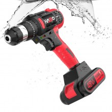 Habo 21V Double Speed Brushless Cordless Drill with 1 Battery