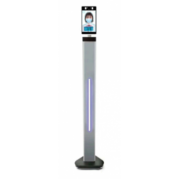 iTrace 8S 2.0 Temperature, Facial Recognition and Access Control - Floor Stand 1.1m Adult Height