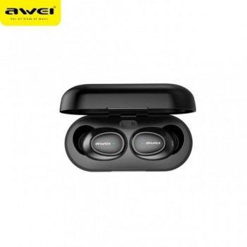 Awei T16 TWS Bluetooth Earphone V5.0 True Wireless Earbuds