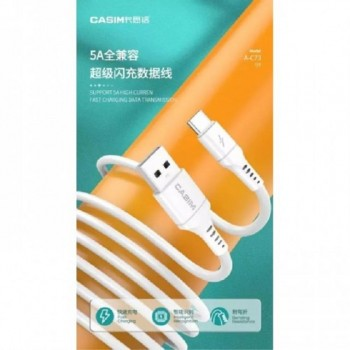 Casim A-C73 Quick Charge 3.0 Data Cable For Type-C