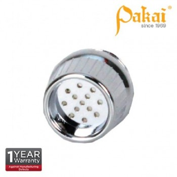 Pakai Public Spray Nozzle Chrome PK-A516HD-C