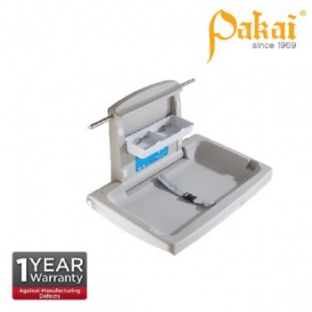 Pakai Baby Changing Station Wall Mount horizontal PK-BF-8909-2