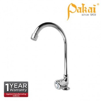 Pakai CROWN Knob Handle Pillar Sink Tap PK-CRW-PST