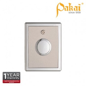 Pakai Concealed Box Type Manual Push Button Urinal Flush valve PK-UF-CB23