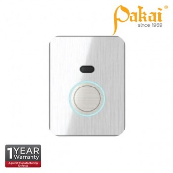 Pakai Concealed Box Type Sensor Automatic Water Closet (WC) Flush valve PK-UF-SENL25